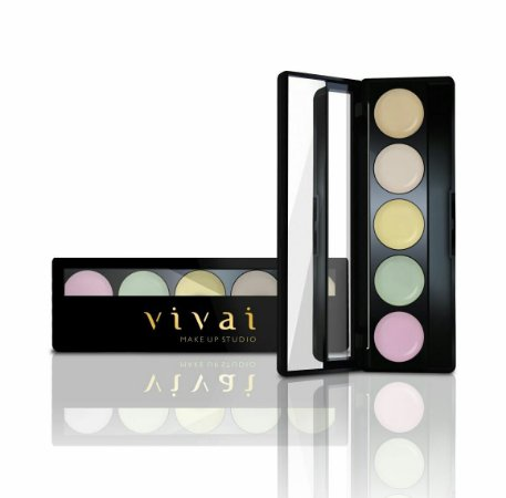 Paleta de Corretivos Glamour Vivai