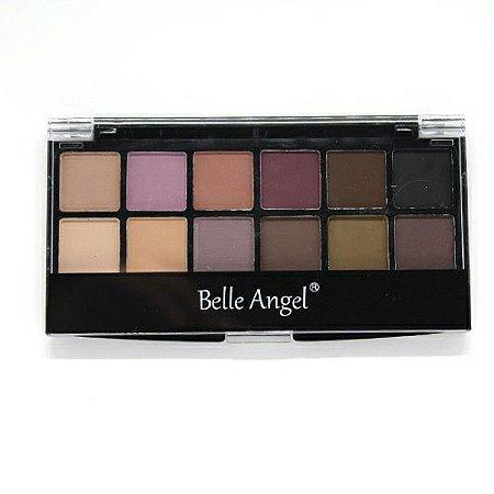 Paleta de Sombras Matte Belle Angel