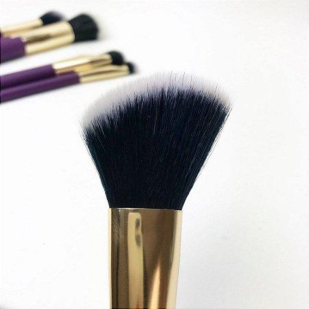Pincel de Maquiagem para Blush Linha Tech Studio Playboy