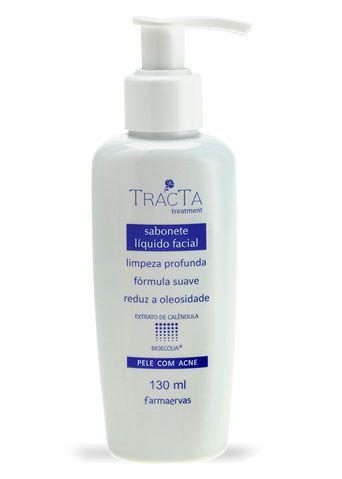 Sabonete liquido facial 130ml Tracta