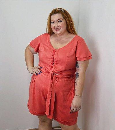 Short Gina Coral