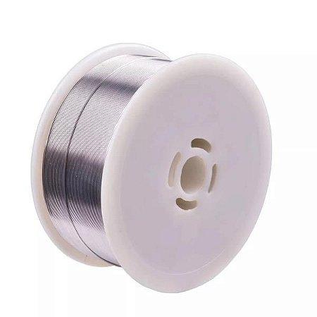 Arame de solda Alumínio ER-4043 - 0.8mm - 0.5KG (500G)