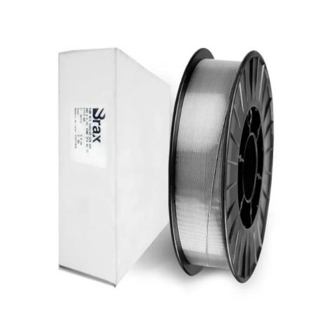 Arame de solda Alumínio ER-4043 - 0.8mm - 2KG