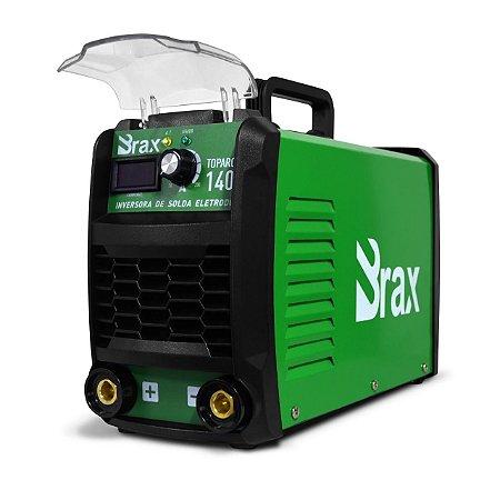 Máquina Inversora Top Arc 140a De Solda Bivolt - Brax