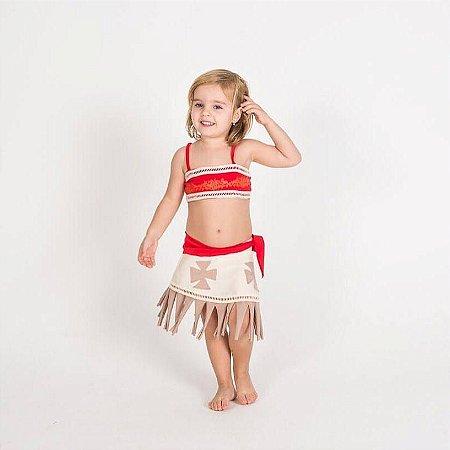 Biquini Infantil Princesa Mayna