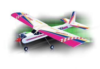 KIT Aeromodelo Canary 40-46 - Treinador ARF - Elétrico e combustão