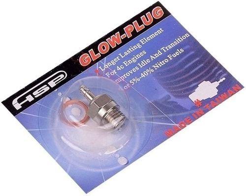 Vela HSP GLOW N4 - 2 Tempos