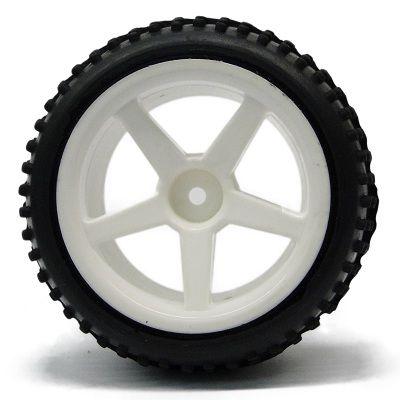 PAR Rodas Pneus Sintec Off Road Buggy Syclone 1/10 E-revo 1/16 S101