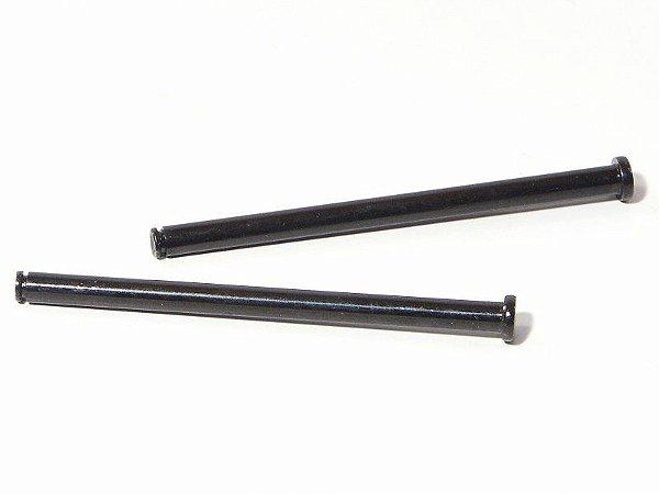 Eixo flangeado 4x62mm 86071