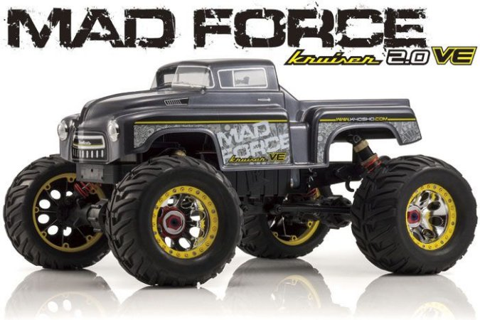 MAD FORCE KRUISER VE 1/8 KYOSHO
