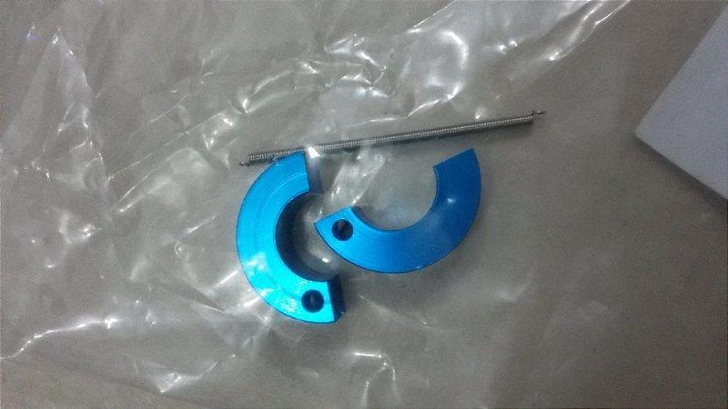 Sapata de Embreagem de Alumínio SAAL