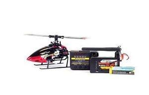Solo Pro 126 com rotor de cauda - S/ rádio, com módulo General Link