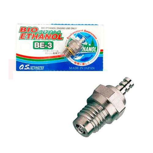 Vela para Motores Glow Bio-Ethanol