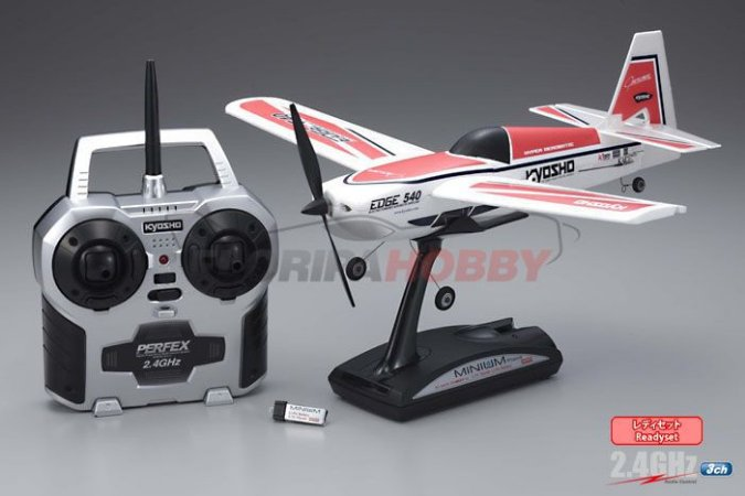 Aeromodelo EDGE 540 Mini