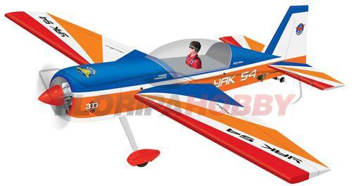Aeromodelo YAK54 YAKOVLEV .61-.91