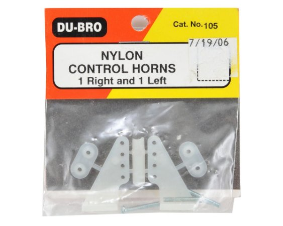 Alavanca T Nylon p/ Aileron - DuBro DUB105