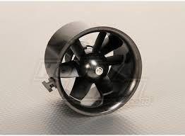 Edf fan 70mm