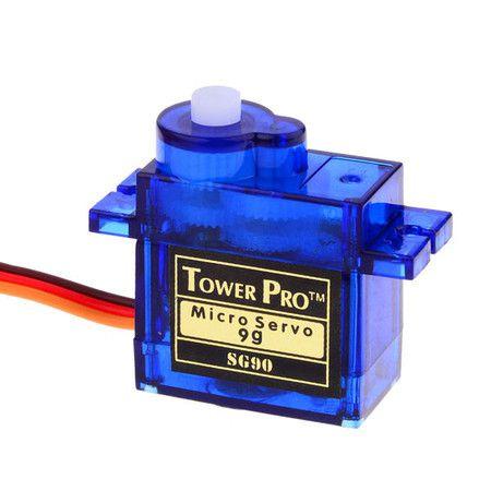 Micro servo 9 gramas