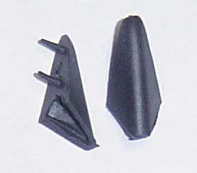 Protetor anti-choque para ponta de asas de aeromodelos (2 pç) LHP-0763