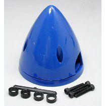 """Spinner DU-BRO para hélices 2 pás 1-1/2"""" Azul"""