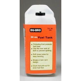 Tanque de Combustível Quadrado 20 OZ Du-Bro DUB420