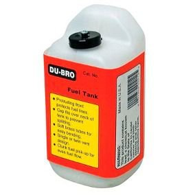 Tanque de combustivel quadrado 4 Oz DUB404