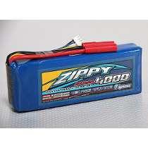 Bateria LiPo Zippy 4000mAh 14.8V 4s 20C