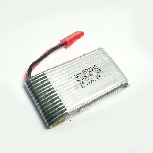 Bateria de Lipo 3.7v 600mah FQ777
