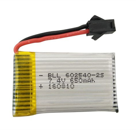 Bateria de Lipo 7.4v 650mah