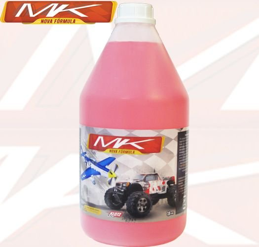 Combustível MK 20/20 Heli