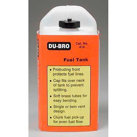 Tanque de Combustível Quadrado 16 OZ Du-Bro DUB416