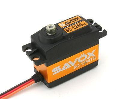 SERVO DIGITAL SAVOX - SC1256TG