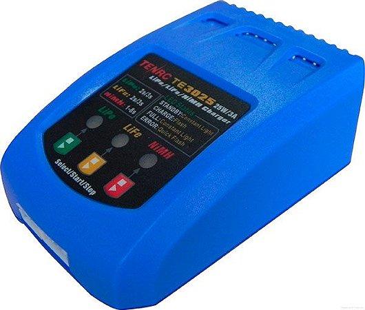 Carregador p/ Baterias de Lipo/Life e Nimh