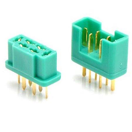 Conetor MPX 6 Pinos - PAR
