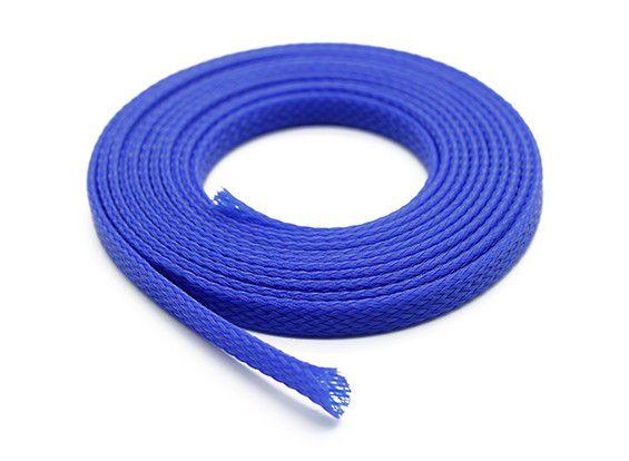 Wire Mesh Guard 6mm Azul 1 Metro