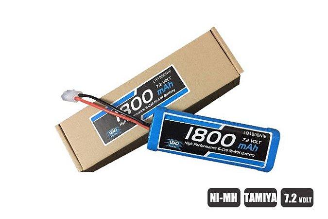 Bateria Nimh 7.2v 1800mah