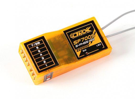 Receptor Orange SF700S FHSS 7ch 2.4Ghz
