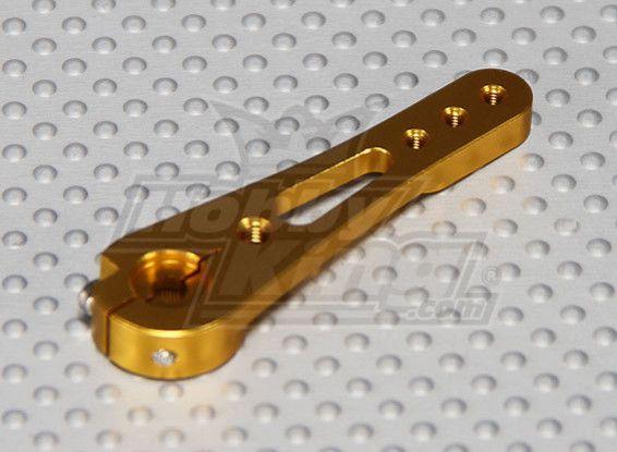 Braço de Servo Alumínio 1.5 Pol Padrão Hitec