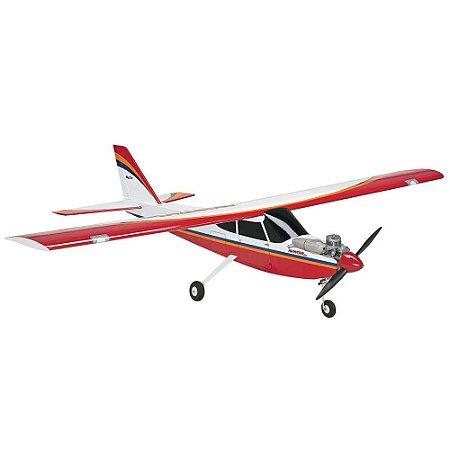 Aeromodelo Avistar Elite ARF - Elétrico e combustão