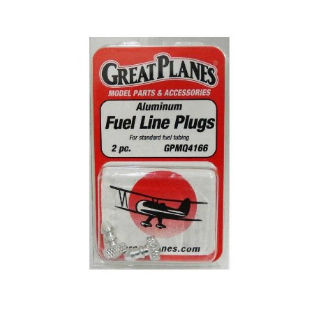 Plug de Alumínio p/ Fechar Tubo Combustível - GPMQ 4166