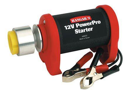 PowerPro 12V Starter - Hangar 9 HAN161