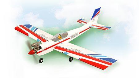 KIT Tiger 3 46-55 - ARF - Elétrico e Combustão