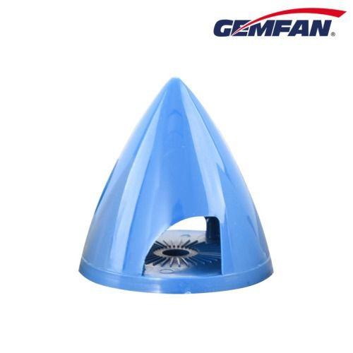 """Spinner 57mm 2.25"""" Pol. Azul - GemFam"""