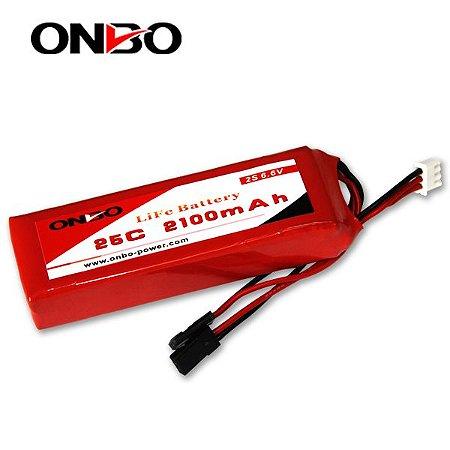 Bateria LIFE Onbo Power 2100mah 6.6v 25C