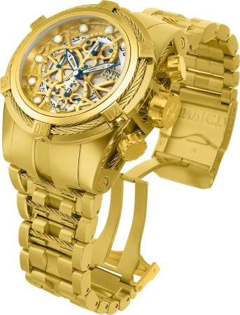 c8876290ff6 Relógio Invicta Zeus Bolt Skeleton 12763 - Kingsman Imports