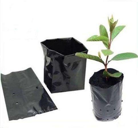 400 Saco para plantio mudas  22x30x0,18