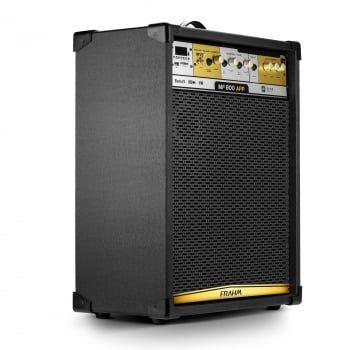 Caixa de Som Amplificada Multiuso Frahm - MF 800 APP Bluetooth 700W