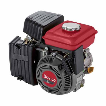 Motor à Gasolina 2,8CV 4T B4T-2.8H - BRANCO