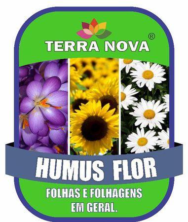 Humus  de minhoca Flor- para Plantio Plantas