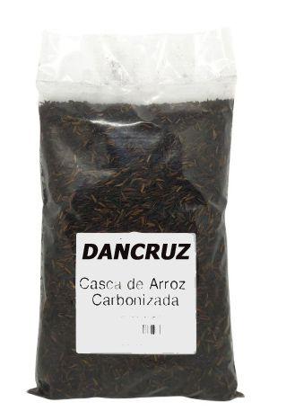 CASCA DE ARROZ CARBONIZADA 700G